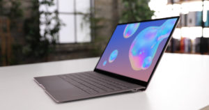 Image of Samsung Galaxy Book S