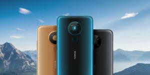 Nokia 5.3 Colours
