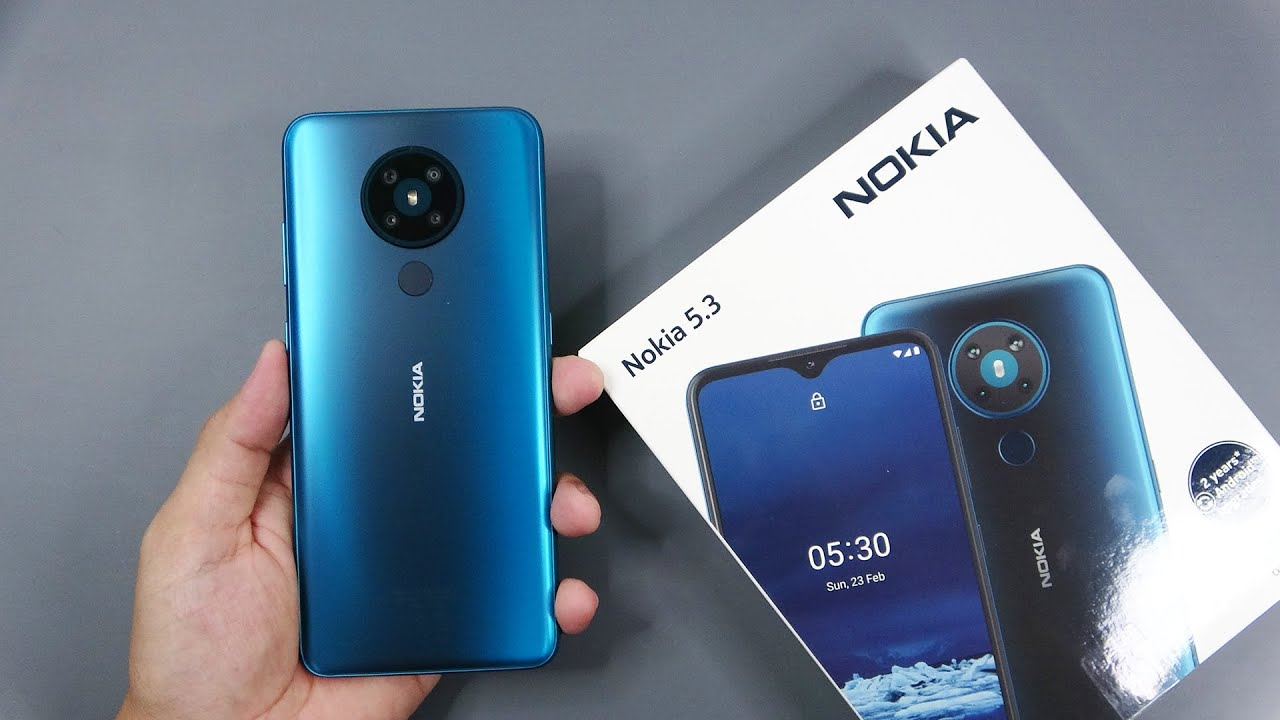 Nokia 5.3 Box