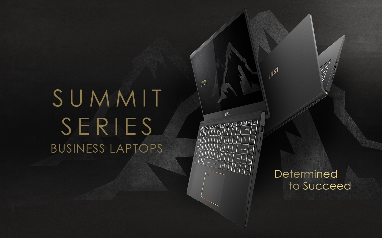 MSI Summit Series